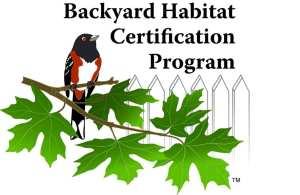 Lake Oswego Backyard Habitat Certification Program