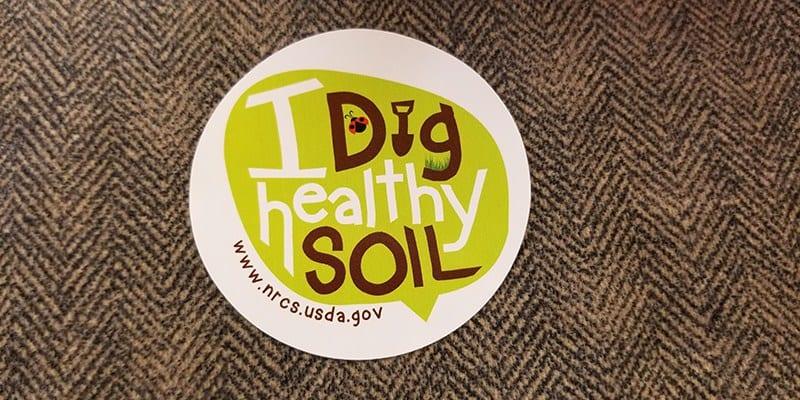 I Dig Healthy Soil!