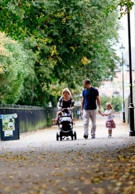 Oswestry Broad Walk
