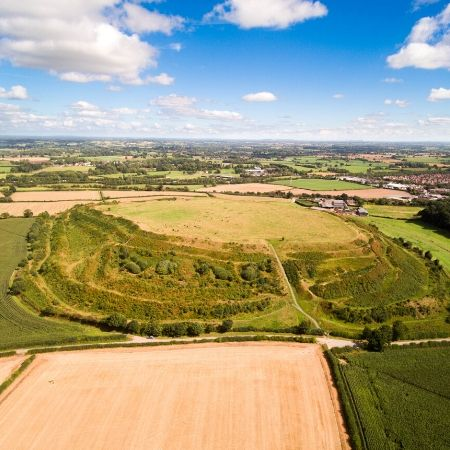 Visit Old Oswestry Hill Fort