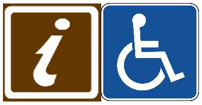Information for disabled visitors