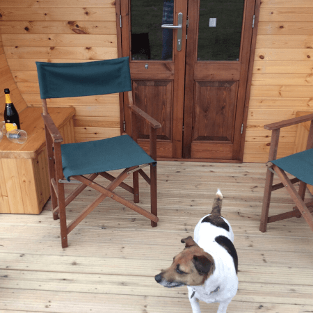 Places to stay with dogs, Shropshire