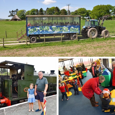 Kids days out in Oswestry
