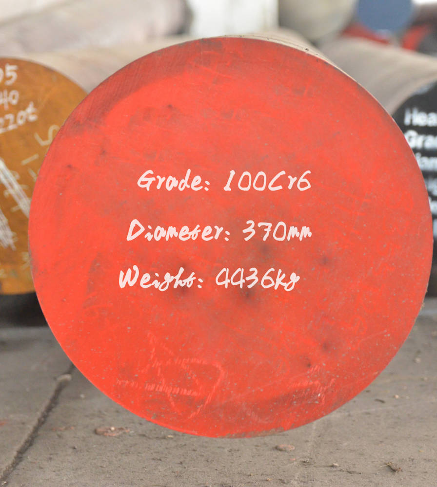 DIN 100Cr6 Bearing Steel - Special steel china supplier-OTAI