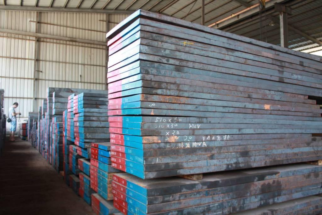 40CrMnNiMo8-6-4 | 1.2738 Alloy Tool Steel-Cold work DIN 17350 ...