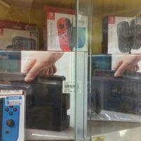 【ゲーム】ニンテンドースイッチ入荷しました!