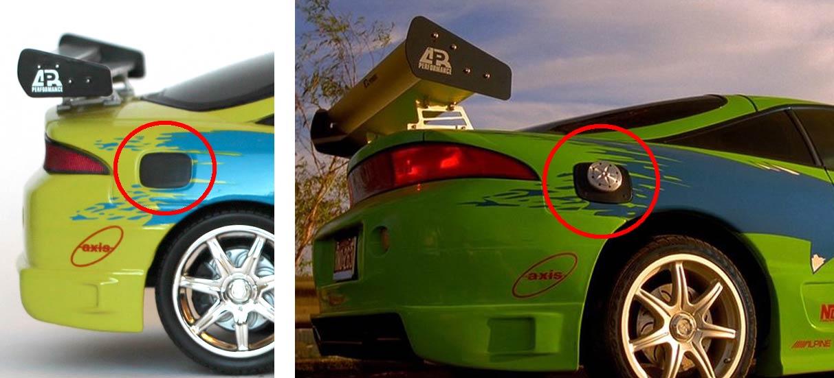 Fast Cars And Girls Wallpaper Fast Amp Furious 1 Mitsubishi Eclipse Ech 1 18 Joyride