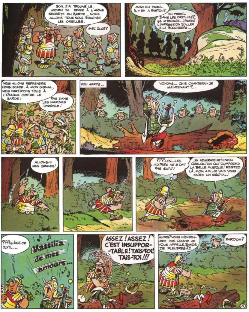 Asterix Gladiatore