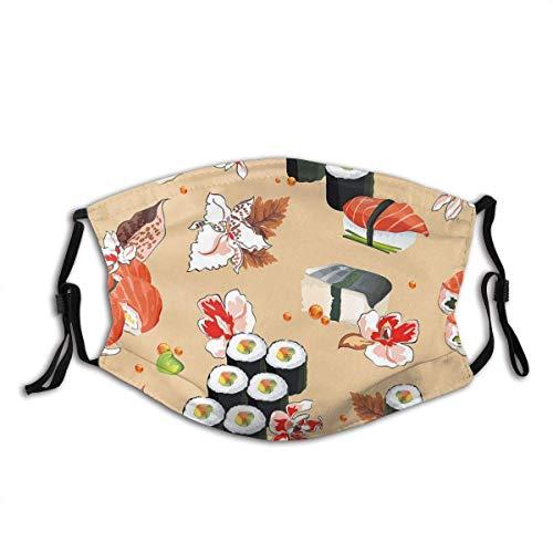 Japan Sushi Gesichtschutz Mundschutzmaske | Dein Otaku Shop für Anime, Dakimakura, Ecchi und mehr