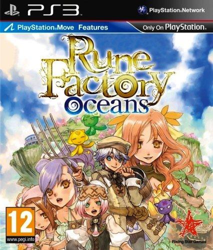 Rune Factory - Oceans (englische Version) | Dein Otaku Shop für Anime, Dakimakura, Ecchi und mehr