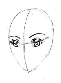 OtakuWeltde  Zeichenkurs  Der Kopf