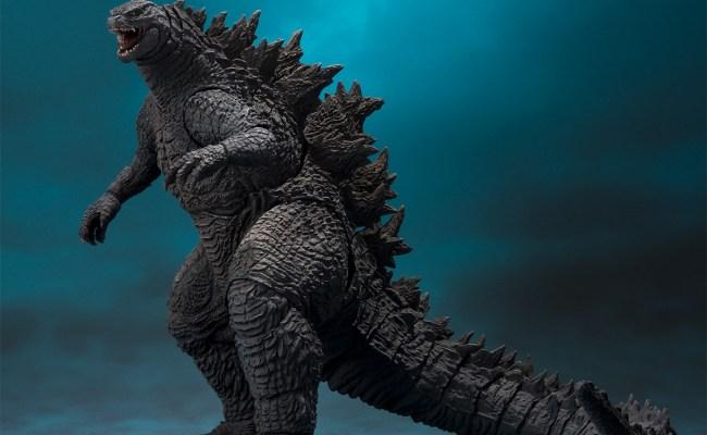 S H Monsterarts Godzilla 2019 Godzilla King Of The Monsters
