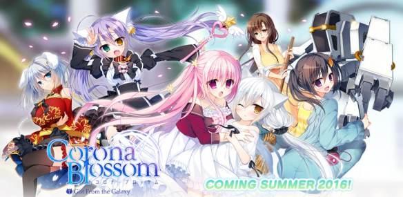Corona Blossom promo