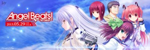 Angel Beats game promo