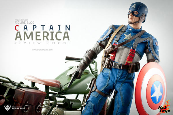 Hot Toys Captain America Get! (3)