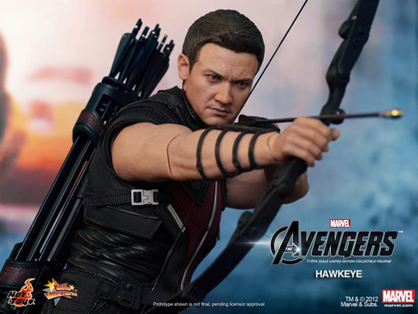 Preview | Hot Toys: Avengers Hawkeye (4)