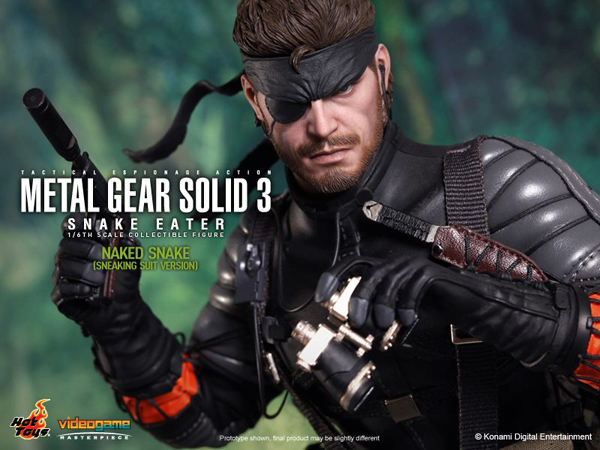 Preview | Hot Toys: Naked Snake (11)