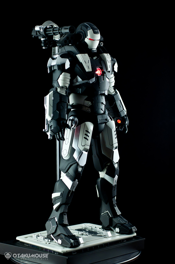 Review | Hot Toys: Warmachine (Special Version) (36)