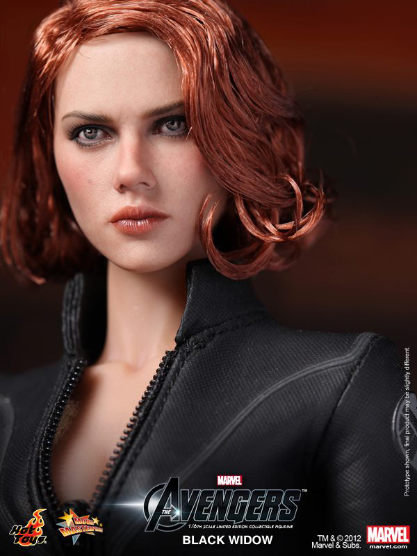 Preview | Hot Toys: Black Widow (17)