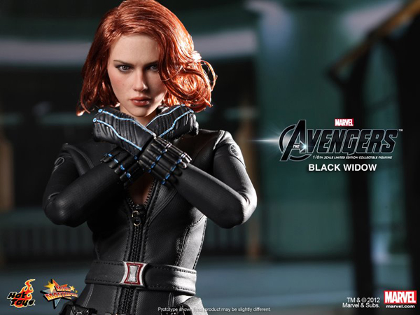 Preview | Hot Toys: Black Widow (13)
