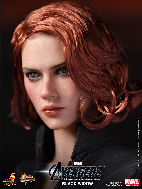 Preview | Hot Toys: Black Widow (12)