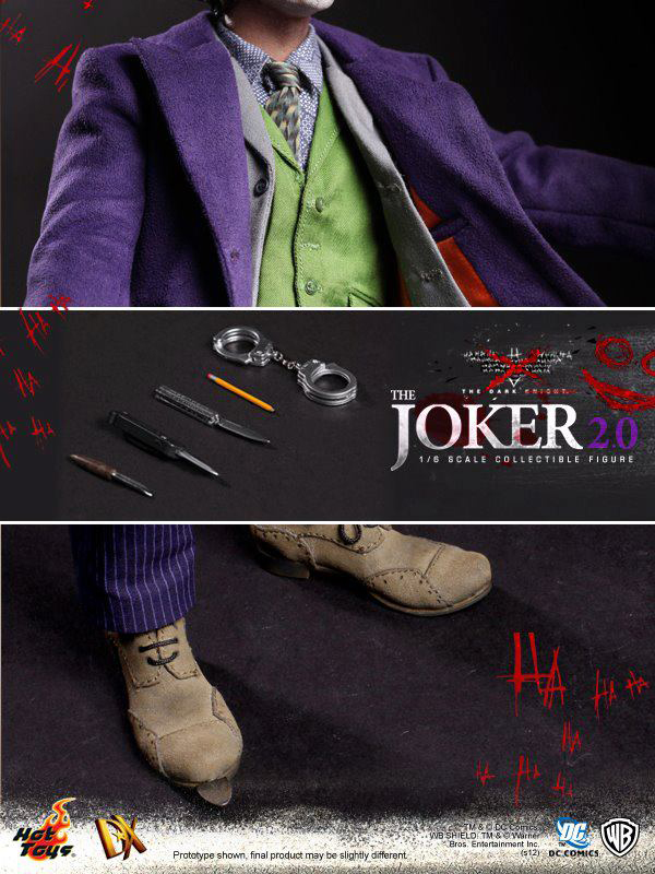 Preview | Hot Toys: The Joker 2.0 (19)