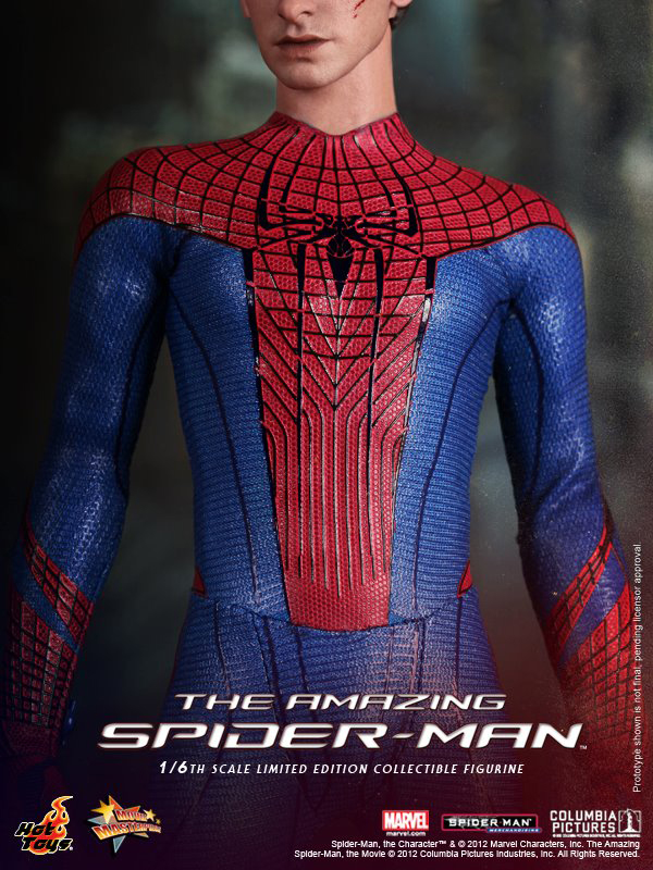 Preview   Hot Toys: Amazing Spiderman (12)