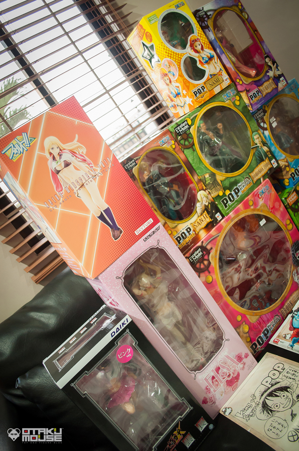 February 2013 Loots (Bishoujo Figures & One Piece P.O.P. Sailing Again) (3)