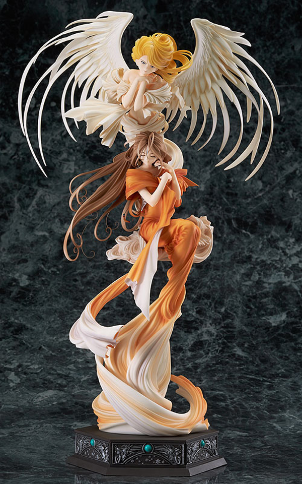 Preview   Max Factory: Belldandy & Holy Bell (1)