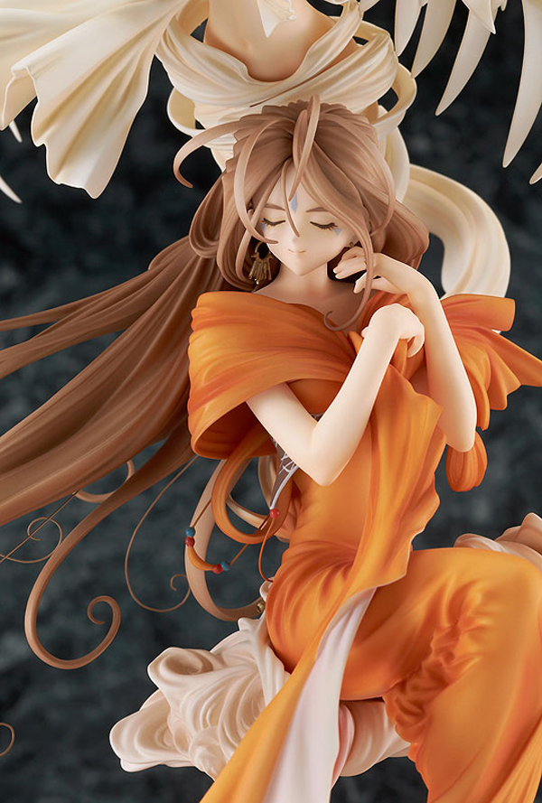 Preview   Max Factory: Belldandy & Holy Bell (5)