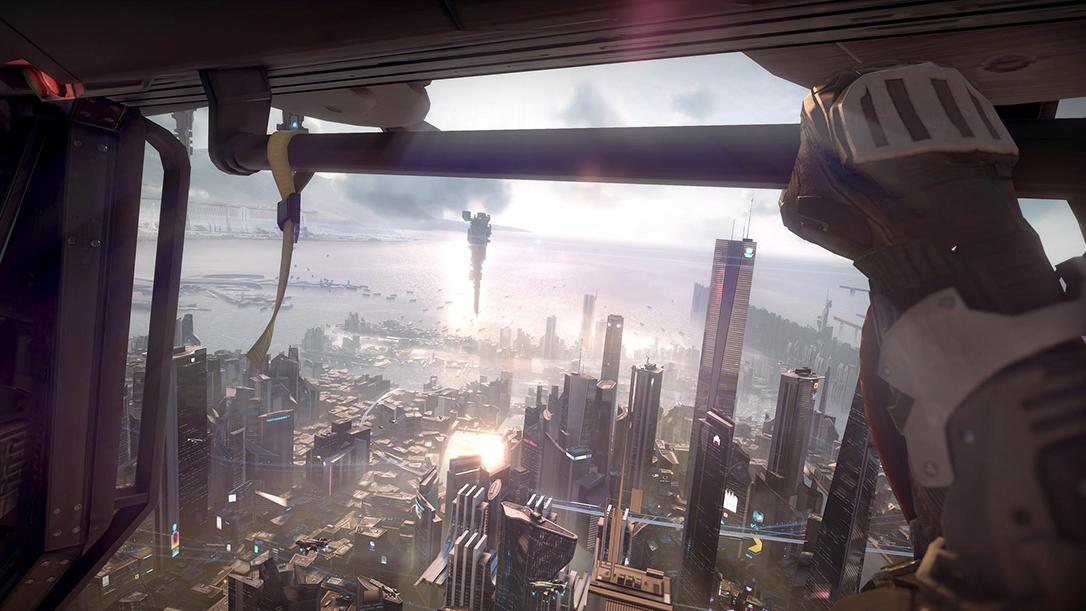 The Next-Gen Look of Killzone Shadow Fall (4)