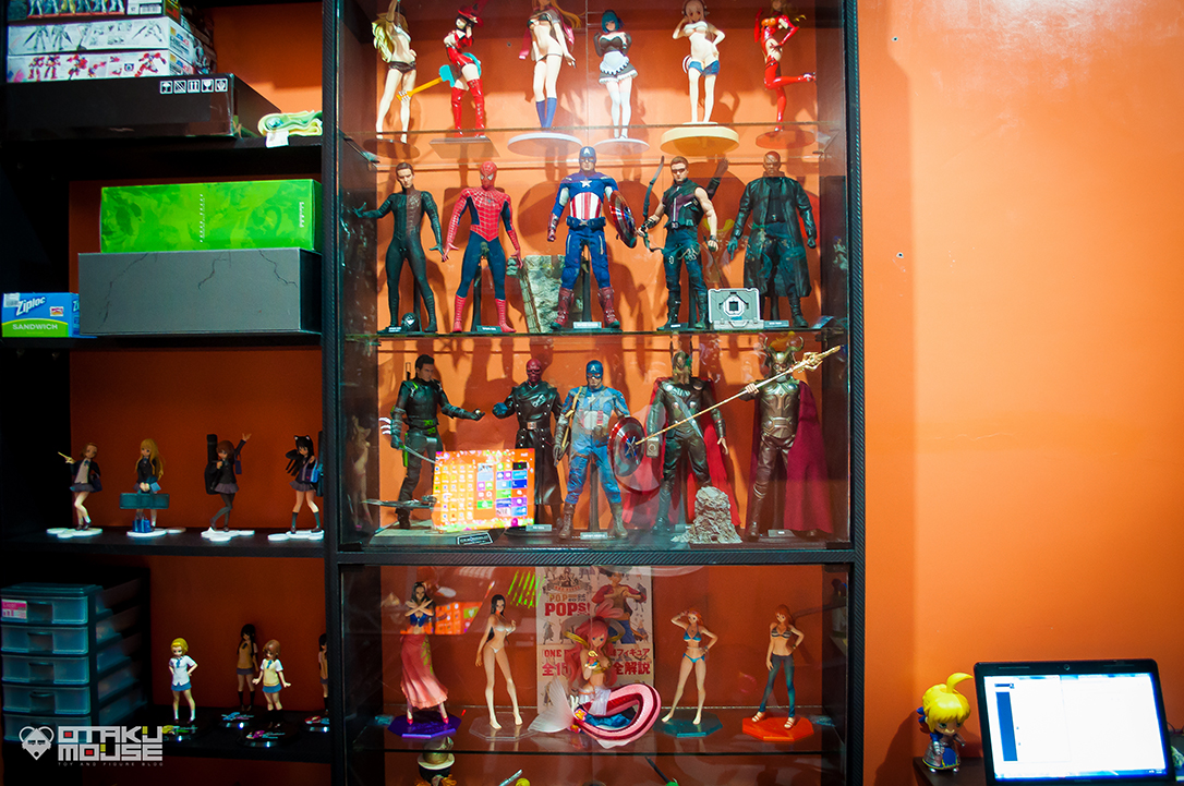 Figure Display Cabs | Complete! (13)