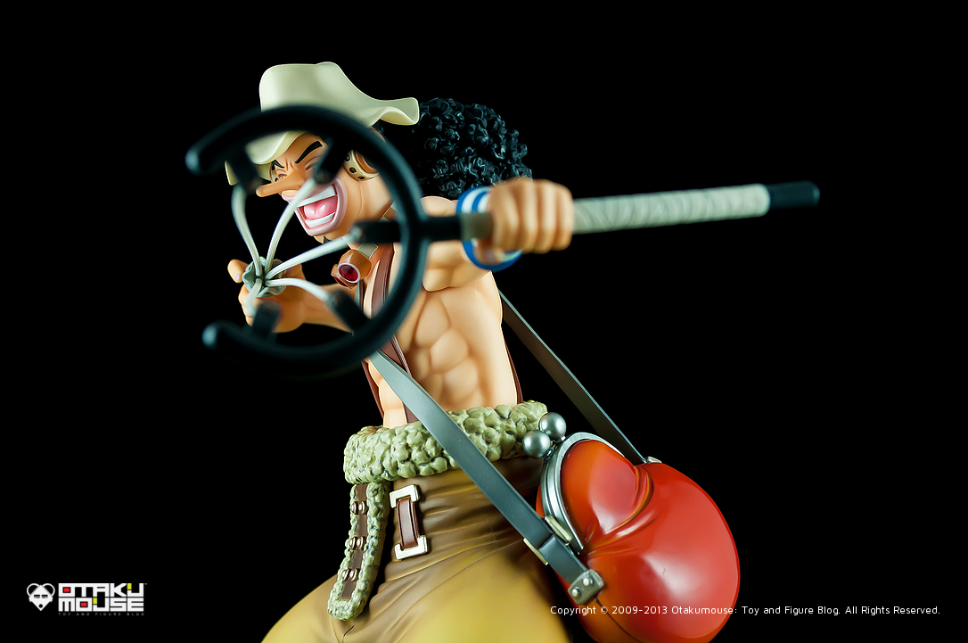 "Review | Megahouse: Usopp (Portrait of Pirates ""Sailing Again"") (8)"