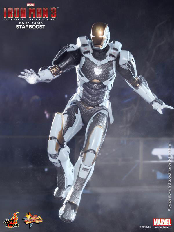Preview   Hot Toys: Ironman Mark XXXIX (Starboost) (5)