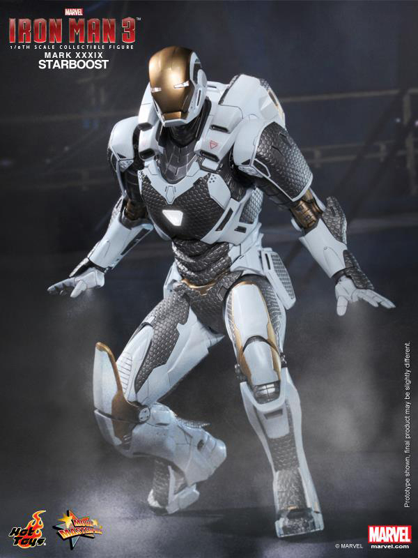 Preview   Hot Toys: Ironman Mark XXXIX (Starboost) (8)