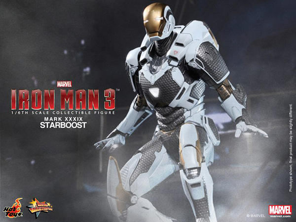 Preview   Hot Toys: Ironman Mark XXXIX (Starboost) (10)
