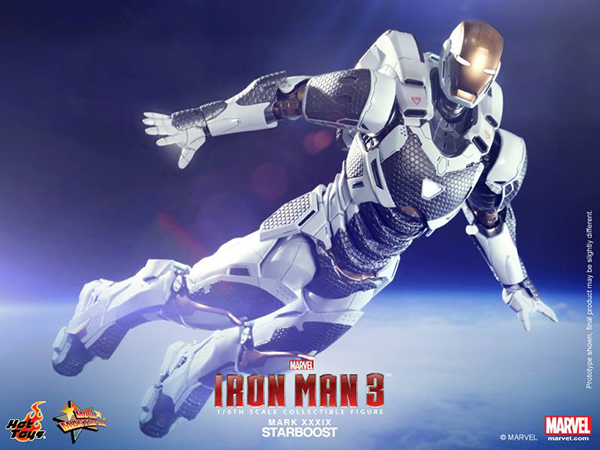 Preview   Hot Toys: Ironman Mark XXXIX (Starboost) (13)