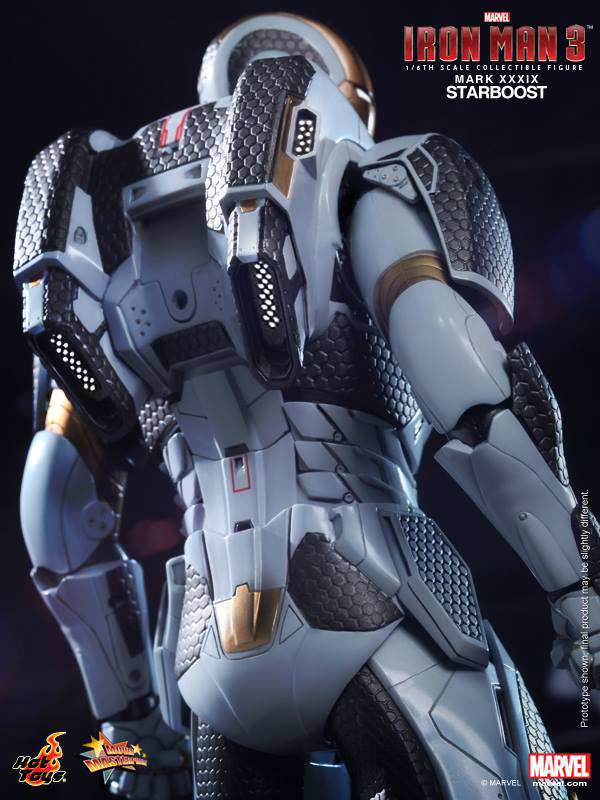 Preview   Hot Toys: Ironman Mark XXXIX (Starboost) (14)