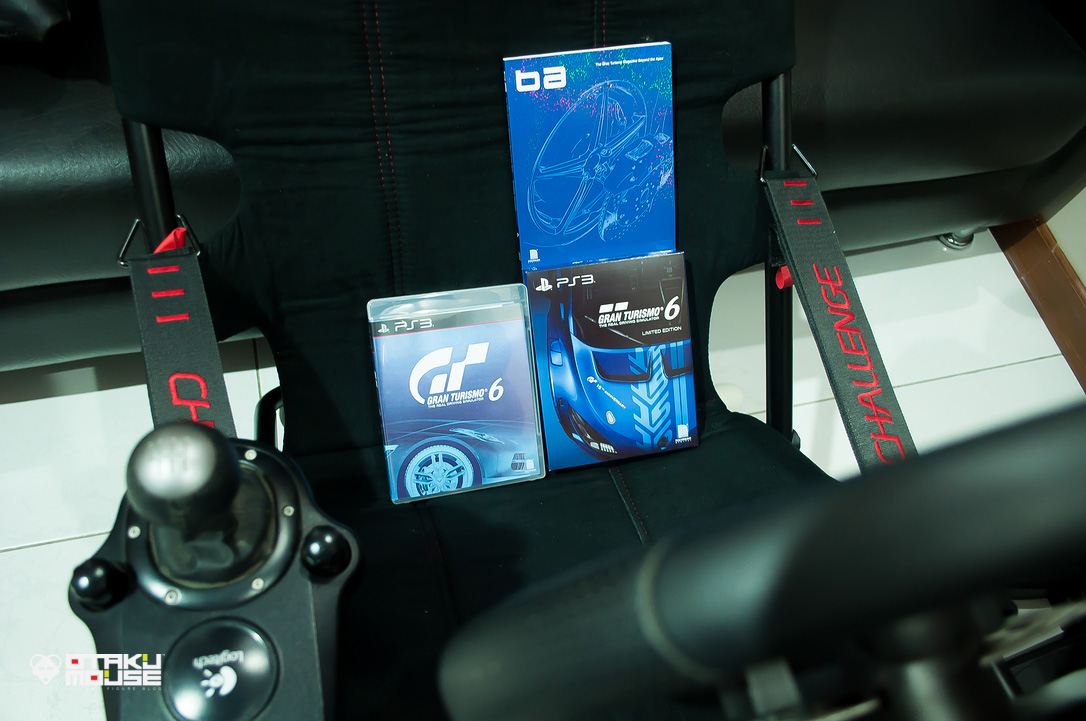 Playseat Challenge and Logitech's G27 Combo (11)