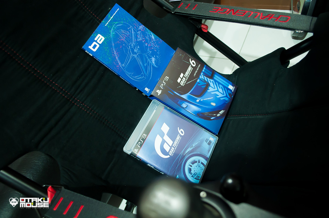 Playseat Challenge and Logitech's G27 Combo (12)
