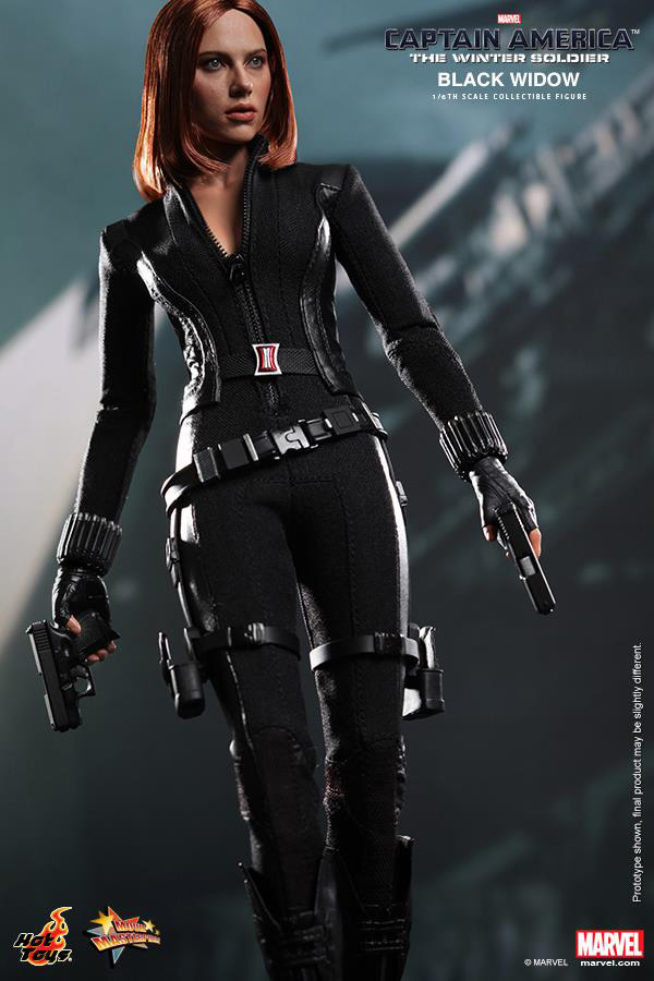 Preview | Hot Toys: Black Widow (Captain America: The Winter Soldier) (3)