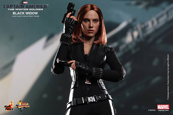 Preview | Hot Toys: Black Widow (Captain America: The Winter Soldier) (7)