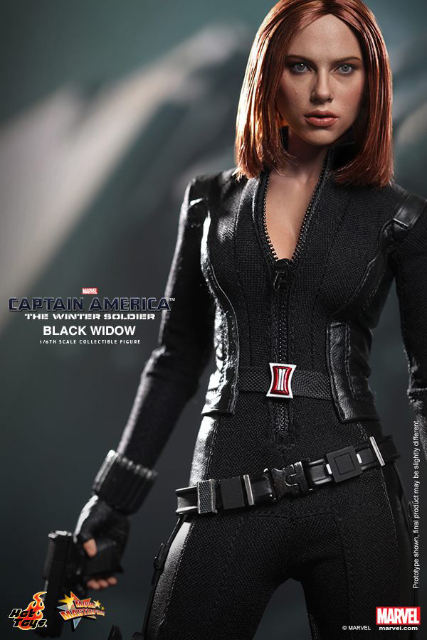 Preview | Hot Toys: Black Widow (Captain America: The Winter Soldier) (8)