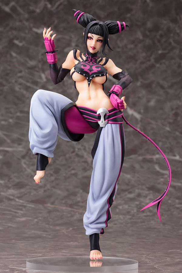 Preview | Kotobukiya: Han Juri (6)