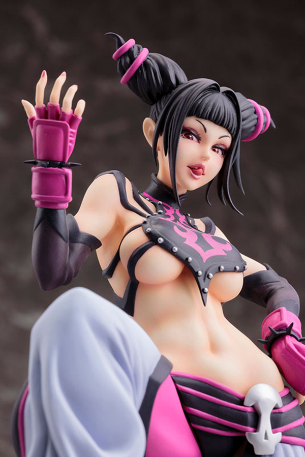 Preview | Kotobukiya: Han Juri (7)