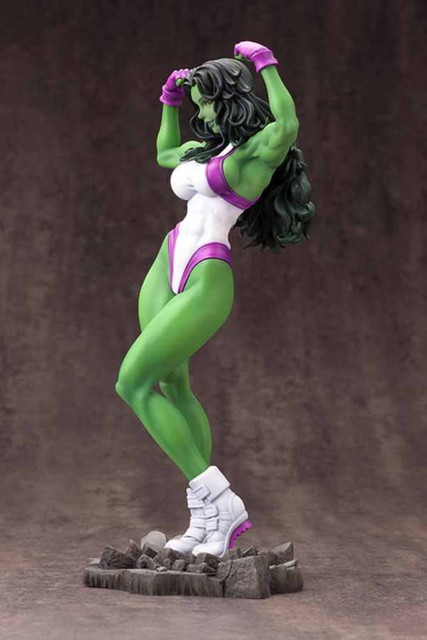 Preview | Kotobukiya: She-Hulk (3)
