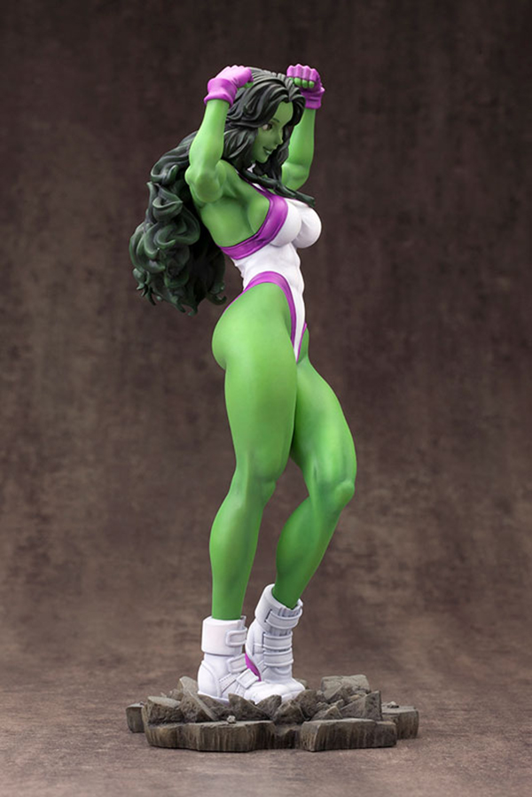 Preview | Kotobukiya: She-Hulk (8)