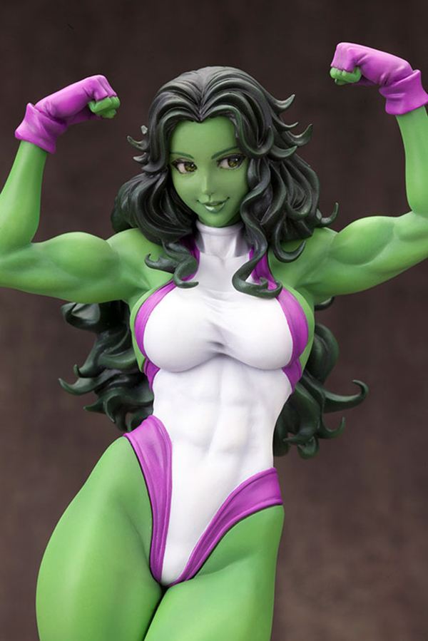 Preview | Kotobukiya: She-Hulk (11)