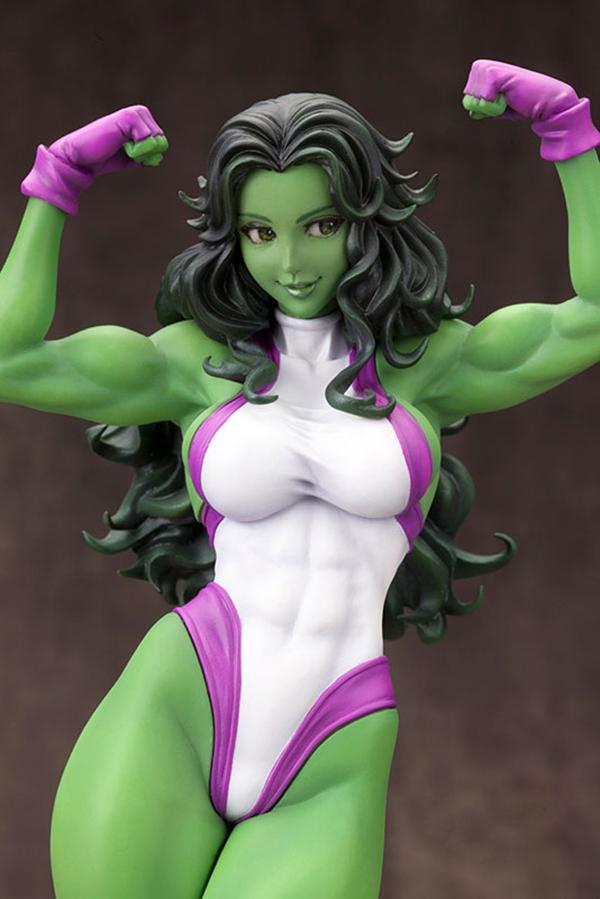 Preview | Kotobukiya: She-Hulk (11)