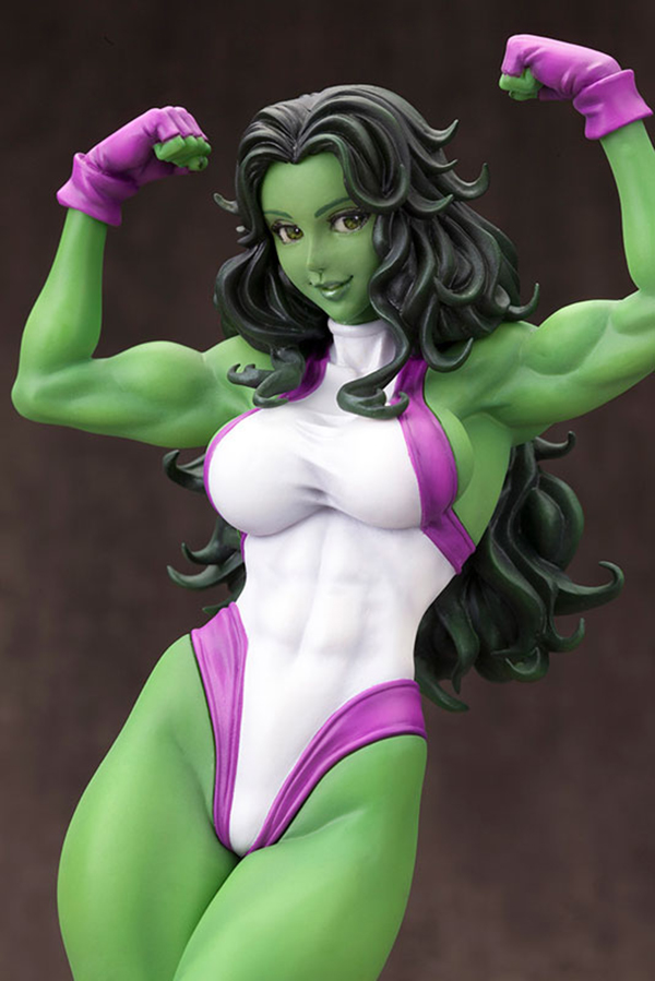 Preview | Kotobukiya: She-Hulk (12)